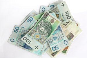 banknoty polski